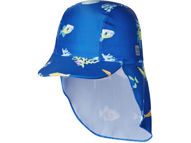 Reima Kilpikonna Sunhat Kids, blue new style